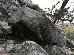 Rock Climbing Photo: Kumba south face
