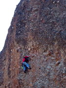 "Rock Climbing Photo: On the ""Salathe Route"", THE HAND"