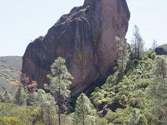 Rock Climbing Photo: THE HAND