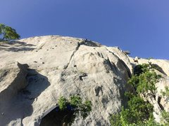 Rock Climbing Photo: pic from afar