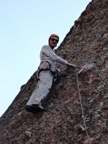 Rock Climbing Photo: On Walk the Plank