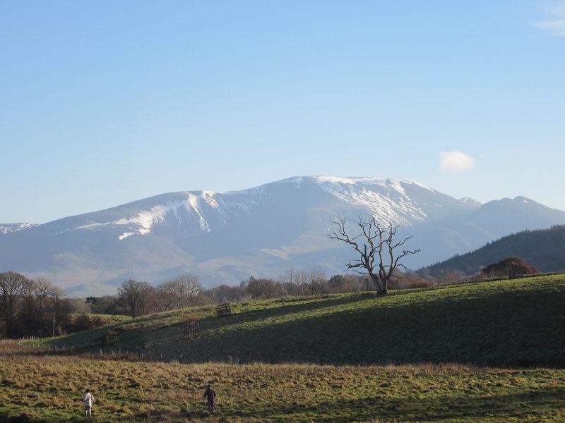 November Skiddaw Mt