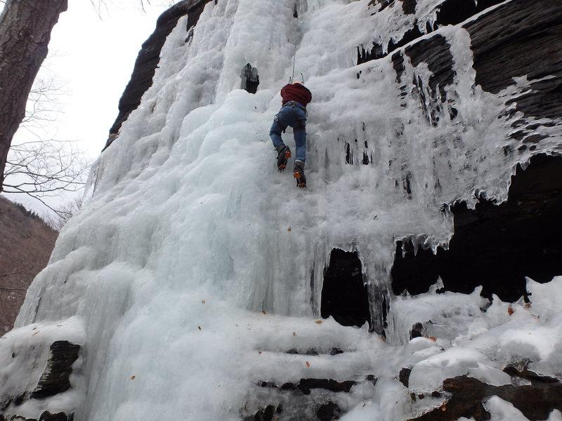 Rock Climbing Photo: ci4