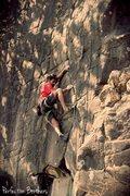 Rock Climbing Photo: Swapnil Bandal trying Jackpot
