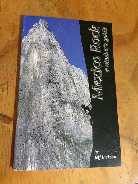 Rock Climbing Photo: Mexico Rock