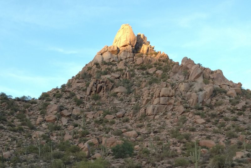 Pinnacle Peak
