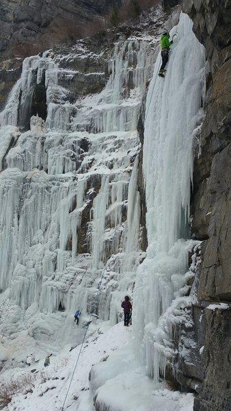 Rock Climbing Photo: Bridalvail