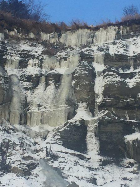 Rock Climbing Photo: Granola Cruncher
