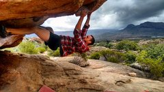 Awesome roof climbing on girl on our mind