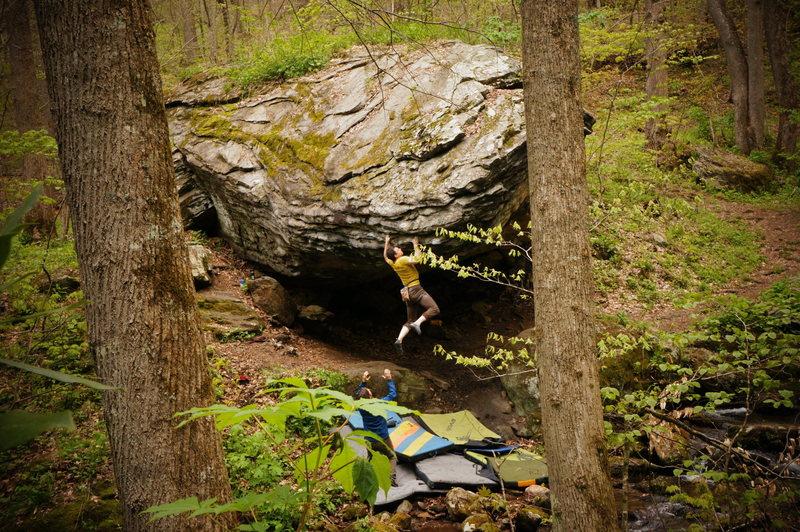Rock Climbing Photo: Photo: Luke Evans