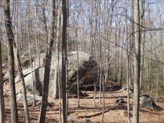 Rock Climbing Photo: Hmm?