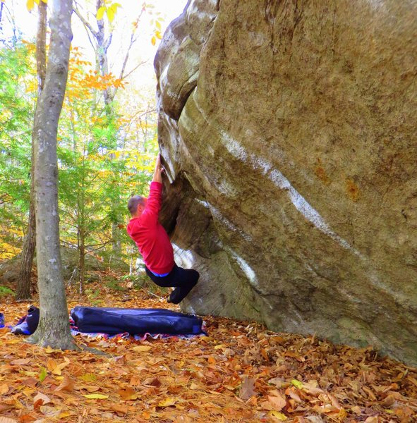 Rock Climbing Photo: Fun, short and varied line. Worth doing if your in...