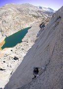 Rock Climbing Photo: roof of tears