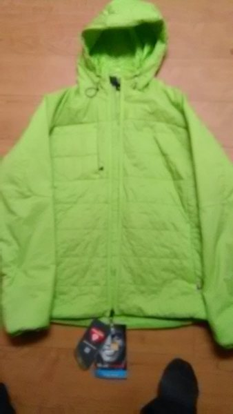 Sherpa jacket size extra large