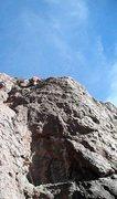 Rock Climbing Photo: She Can Bolt