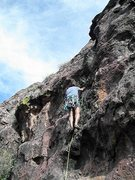 Rock Climbing Photo: Wonder Showzen