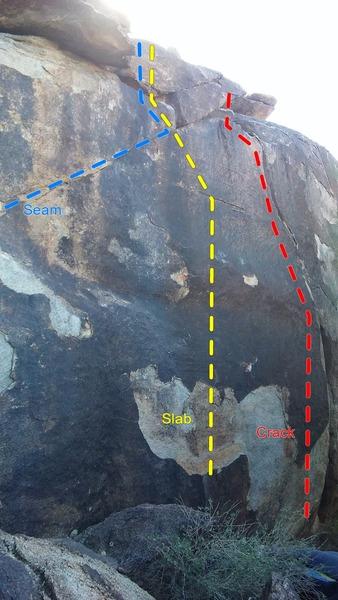"Rock Climbing Photo: ""Hold my Beer!"" wall"