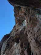 Rock Climbing Photo: La croix.