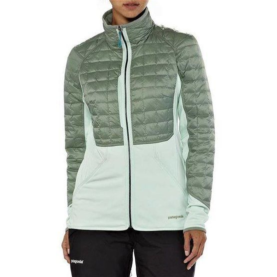 Womens Hybrid Down Jacket