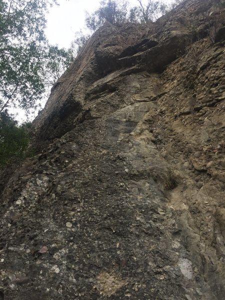Rock Climbing Photo: Second and third climbs.