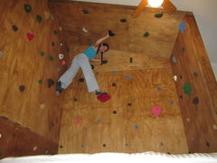 Rock Climbing Photo: The Climbing Bed
