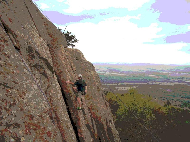 Rock Climbing Photo: Pirates 2006