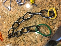 Unused Anchor Chain. selling for $25.