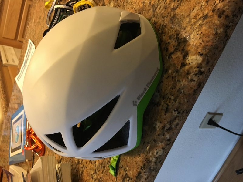 Vector Helmet. Unused. Selling for $55