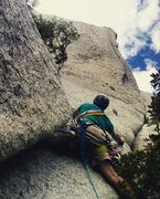 Rock Climbing Photo: Little Cottonwood