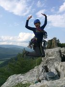 Rock Climbing Photo: summit fun