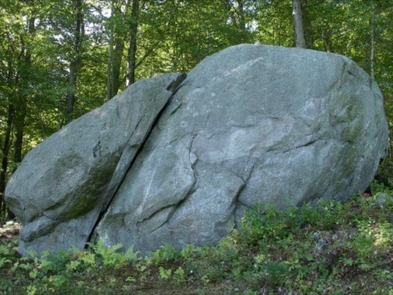Rock Climbing Photo: #3! Apart,  at the top of a hill