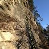 Side View (steep slab)