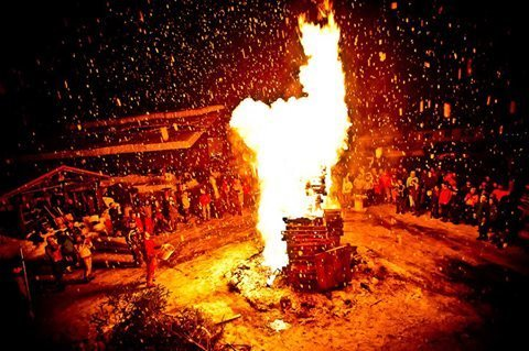 The pallet stock is primed and this year we have a number of new fire spinner talking about joining the party :)