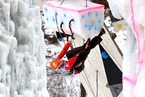 Pleased and proud to announce Canadian National Ice Climbing Team members and World Cup tour veterans Nathan Kutcher and Rebecca Lewis will be joining us for Ice Fest this February.