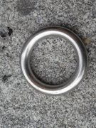 Rock Climbing Photo: 10mm ring