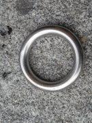 Rock Climbing Photo: 10mm ring