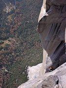 Rock Climbing Photo: Alcove
