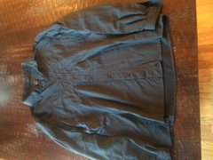Rock Climbing Photo: Kuhl mens grey sz large travel style button down. ...