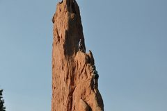 Rock Climbing Photo: The tower in late August.