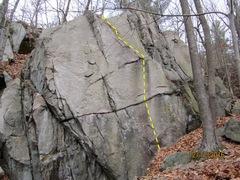 Rock Climbing Photo: Big bone