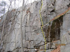Rock Climbing Photo: Athena