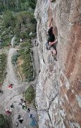 Rock Climbing Photo: Gemini