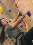 Rock Climbing Photo: Really Mum?!?!