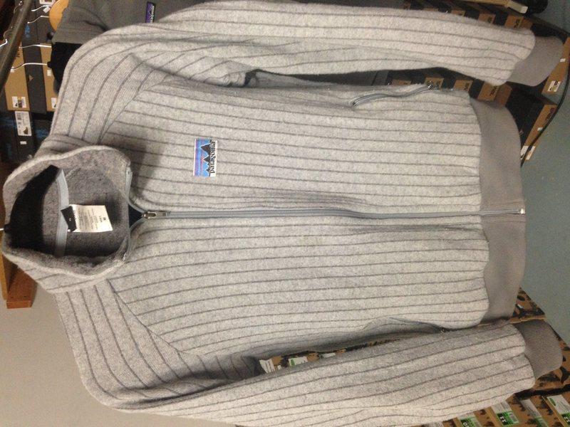 Sz Medium Better Sweater. Sick pinstripes. Sweet style.
