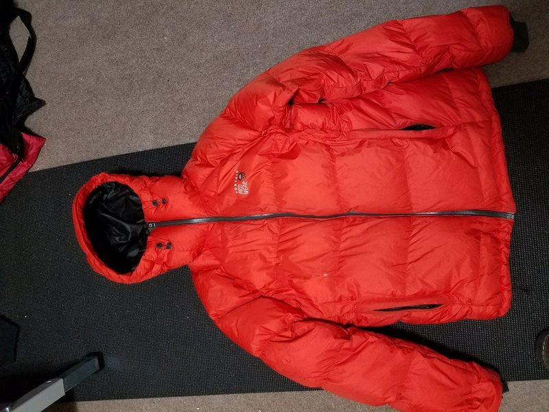 Mtn Hardwear Nilas, size medium. $160 shipped