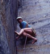 Rock Climbing Photo: Barber 1