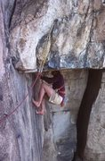 Rock Climbing Photo: Barber 2