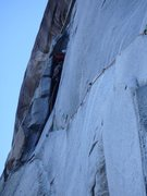 Rock Climbing Photo: Slot of Delight