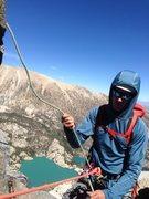 Rock Climbing Photo: Temple Crag