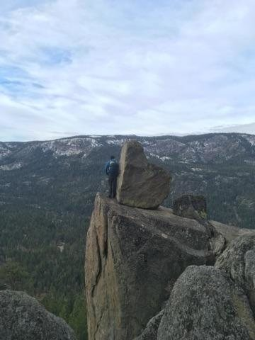Rock Climbing Photo: Beautiful, crisp alpine